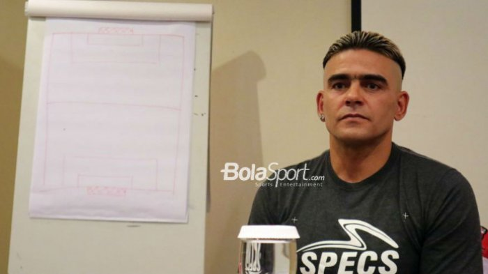 Cristian Gonzales Ungkap 3 Penjaga Gawang yang Sulit Ditaklukkan, Ada Nama Kiper Legendaris Arema