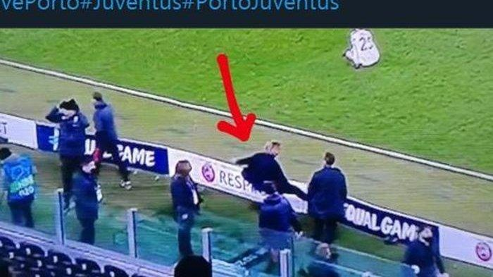 TERPOPULER BOLA: Wapres Juventus Ngamuk ke Cristiano Ronaldo dkk hingga Achraf Diincar Arsenal