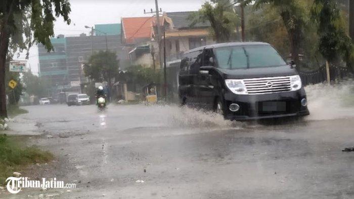Waspada Cuaca Ekstrem di Kabupaten Bangkalan, Sepekan Kedepan Berpotensi Hujan Sedang hingga Deras