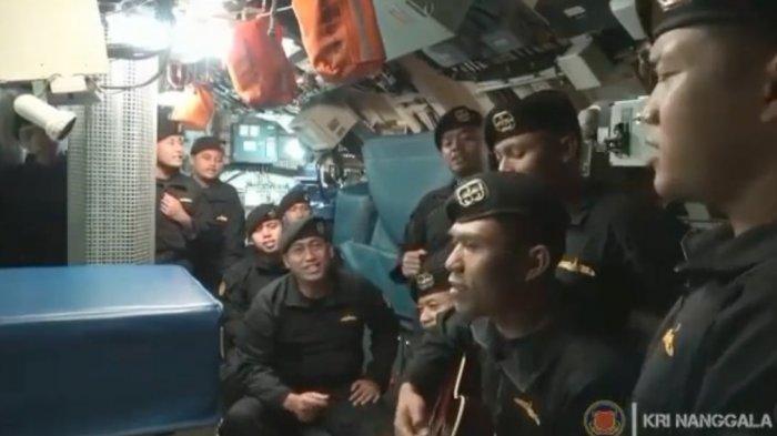 Di Balik Viral Nyanyian Awak Kapal KRI Nanggala 402 'Ku Tak Siap untuk Merindu', Penyanyi Asli Pilu