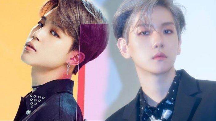 10 Idol K-Pop Cowok Terpopuler Desember 2019, Ada Jimin BTS, G-Dragon BIGBANG hingga Baekhyun EXO