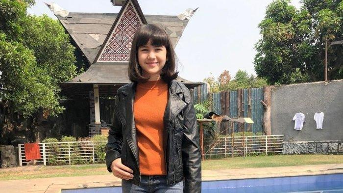Daftar Film dan Sinetron yang Pernah Dibintangi Sandrinna Michelle, Pemeran Wulan 'Dari Jendela SMP'