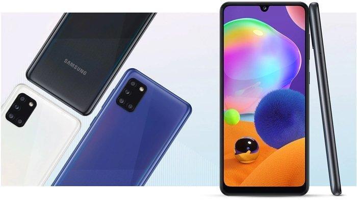 DAFTAR Harga HP Samsung Terbaru Juni 2020, Galaxy A31 Rp 4 Jutaan hingga Galaxy A80 Rp 8,5 jutaan
