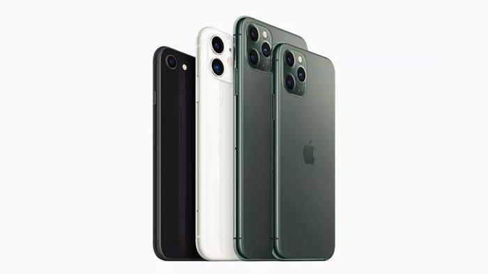 Daftar Harga iPhone Terbaru Mei 2020 Lengkap Spesifikasi, iPhone 11 Dibanderol Berapa?