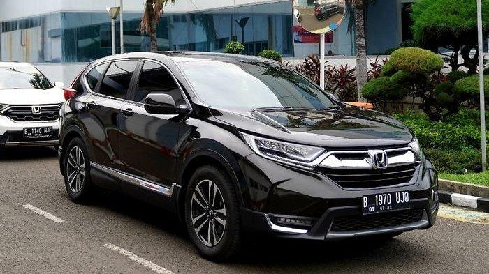 Daftar Harga Mobil Honda CR-V Bekas Periode Februari 2021, Termurah Rp 100 Juta, Keluaran 2007-2009