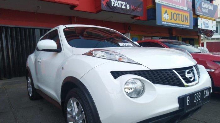 Daftar harga mobil bekas Nissan Juke Oktober 2020. Mobil SUV Sporty, keluaran 2011 dijual Rp 100 jutaan.