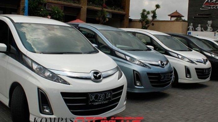 Daftar Harga Mobil Bekas Mazda Biante Termurah Rp 140 Juta Pabrikan 2012 Cek Lengkap Spesifikasi Tribun Jatim
