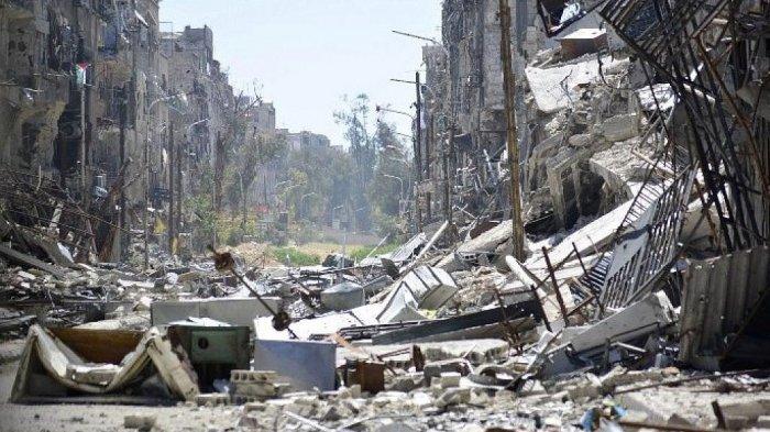 Dituduh Dalangi Serangan Bom di Surabaya, Nasib ISIS di Suriah dan Irak Ternyata Lebih Buruk