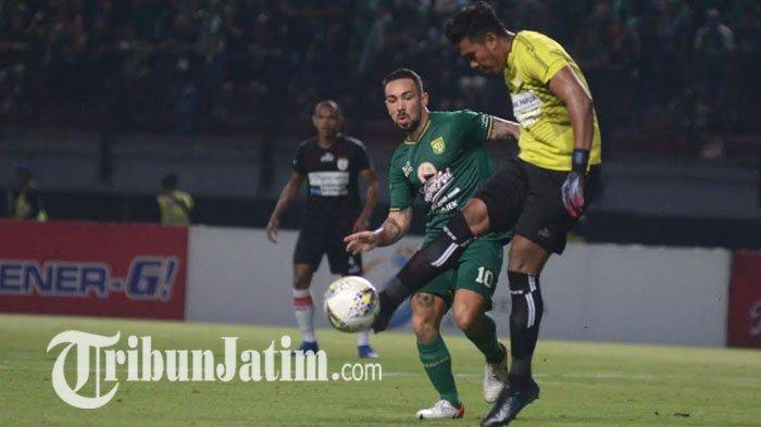 Penjelasan Asisten Pelatih Persebaya Surabaya Soal Hengkangnya Damian Lizio dan Manuchekhr Dzhalilov