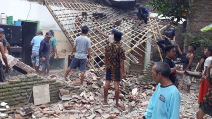 Dampak Gempa Bumi 6,7 SR di Jember, BPBD: Terjadi Kerusakan Rumah hingga Masjid di 19 Lokasi