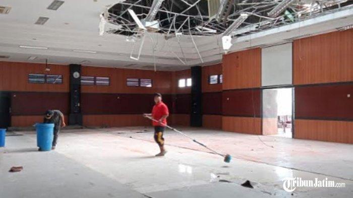 312 Bangunan di Kabupaten Blitar Rusak Terdampak Gempa, Nilai Kerugian Ditaksir Capai Rp 1,3 Miliar