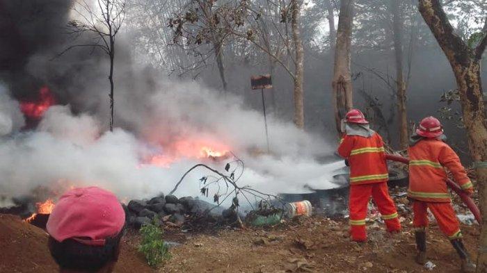 Antisipasi Terjadinya Kebakaran di Musim Kemarau, PPBK Satpol PP Malang Beri Tips Mudah Berikut!