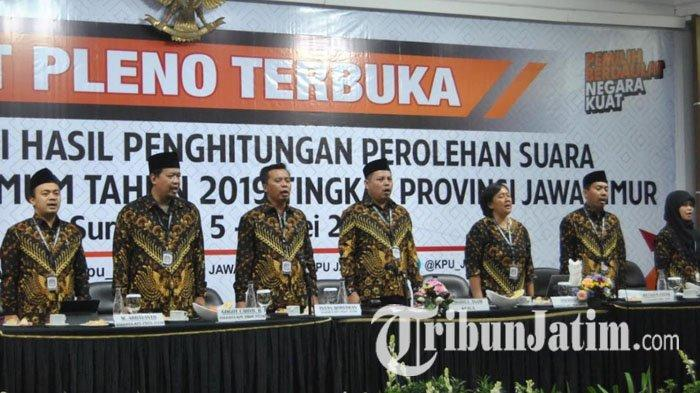 Tunggu Putusan MK, KPU Jatim Belum Tetapkan Aleg DPRD Jatim Terpilih