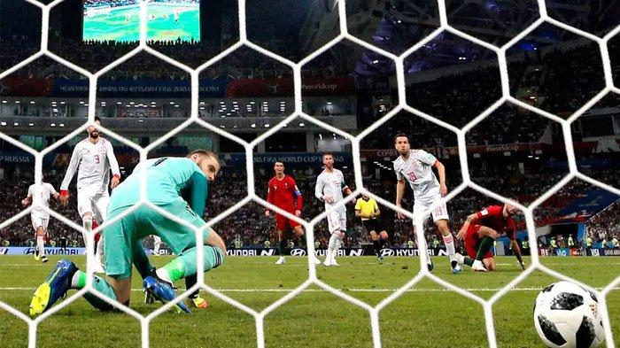 Selain Willy Caballero, Inilah 3 Kiper yang Melakukan Blunder Fatal pada Piala Dunia 2018