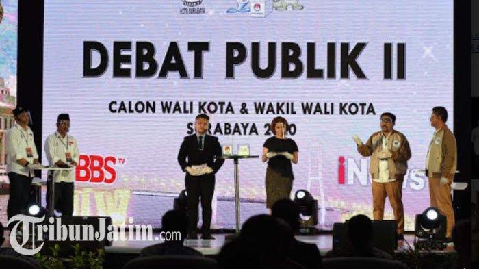 Indo Survey and Strategy: Eri-Armuji Unggul 20 Persen, Warga Surabaya Ingin Program Risma Lanjut