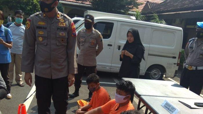 Tabrak Korbannya, Empat Debt Collector Koperasi di Kediri Diringkus Polisi