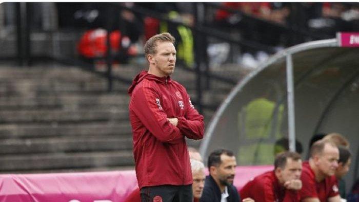 Dipermalukan Tim Papan Bawah Bundesliga, Debut Julian Nageslmann di Bayern Muenchen Tercoreng