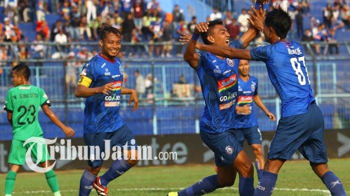 Selain Isi Slot Pemain Asia, Ini Alasan Arema FC Datangkan Pemain Baru Saat Putaran Kedua