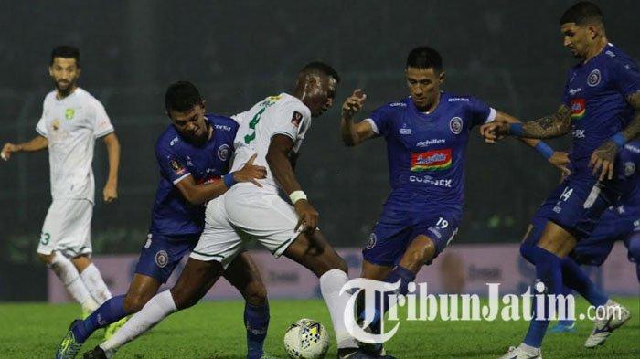 Jelang Laga Arema FC Vs Persija Jakarta, Skuat Singo Edan Dapat Amunisi Tambahan