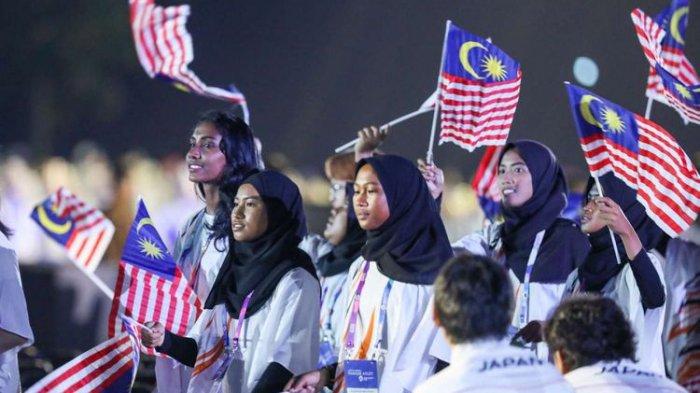 Malaysia Melapor Atletnya di Asian Games 2018 Keracunan Makanan