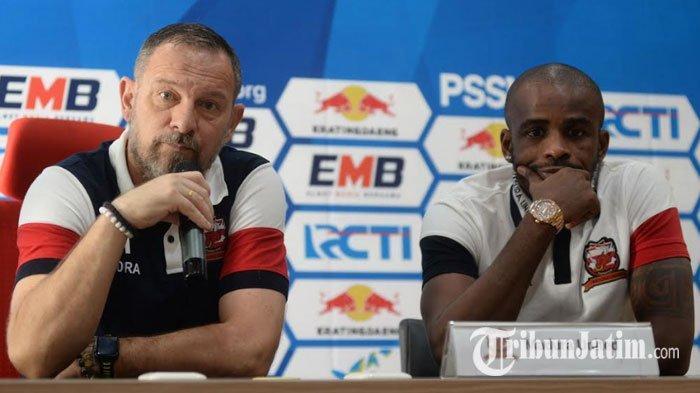 Dihadapkan Jadwal Mepet PSM Vs Madura United, Greg Nwokolo Janji Tetap Berikan Penampilan Terbaik