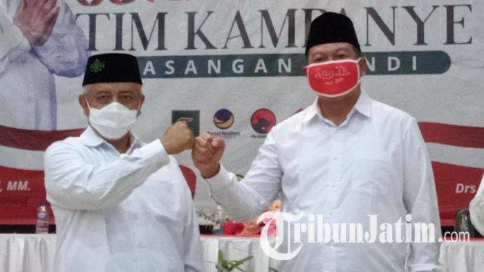 Calon Petahana Sanusi Mengaku Tak Andalkan Dana Pribadi untuk Kampanye di Pilkada Malang 2020