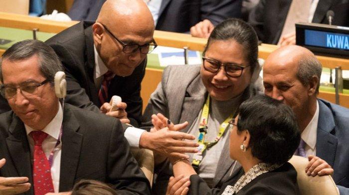 'Bertarung' dengan Maladewa, Indonesia Rebut Kursi Terakhir Anggota Tidak Tetap Dewan Keamanan PBB