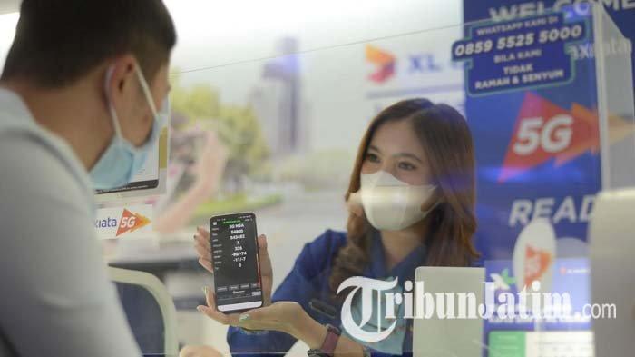 XL Axiata Gelar Demo Layanan 5G di 4 Kota, Termasuk Surabaya, Pelanggan Bisa Mencoba Berbagai Fitur