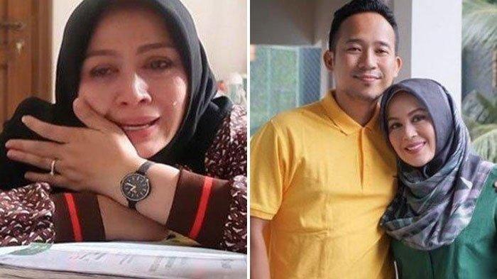 Santi Nangis Memohon-mohon Lihat Kelakuan Denny Cagur Sang Suami: Udah Kesel Banget Sumpah