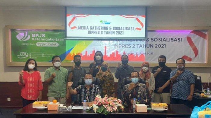 Keberadaan Inpres Nomor 2 Tahun 2021 Dorong BPJAMSOSTEK Percepat Lindungi Pekerja di Jawa Timur