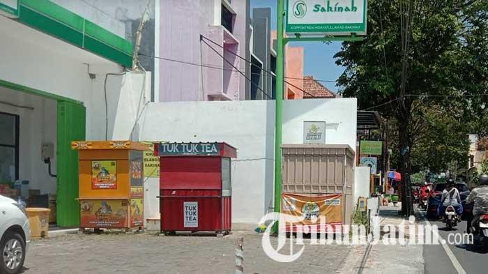 Booth Makanan dan Minuman di Kota Malang Dibobol Maling, Pelaku Embat Tiga Tabung Elpiji