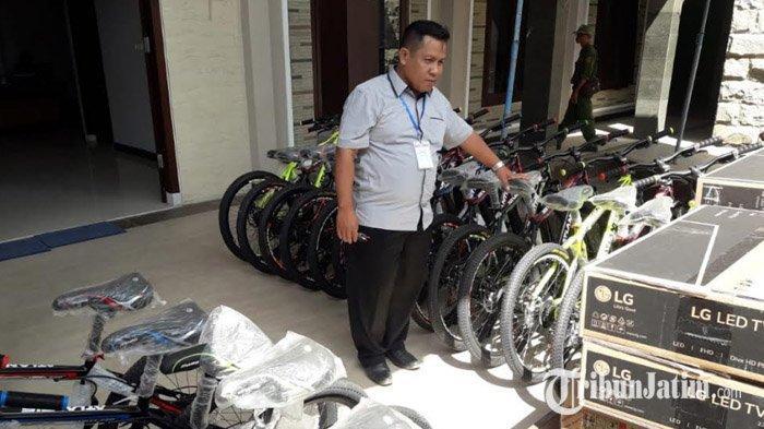 Dongkrak Partisipasi Pemilih, Panitia Pilkades di Ngunut Tulungagung Sediakan Hadiah Rp 50 Juta