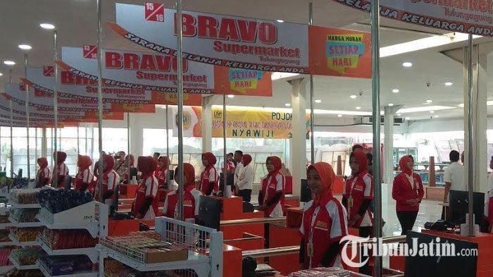 Bravo Supermarket Buka di Tulungagung, Permudah Investasi dan Bakal Serap Produk UMKM Lokal