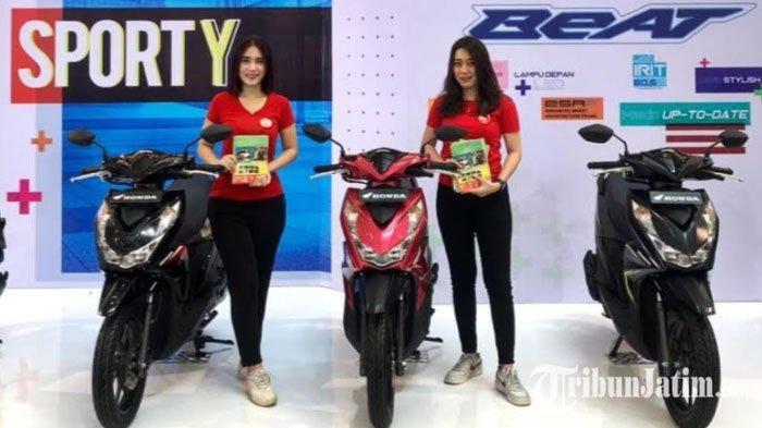 Jelang Lebaran, MPM Honda Berikan Super Promo untuk Pembelian Honda BeAT