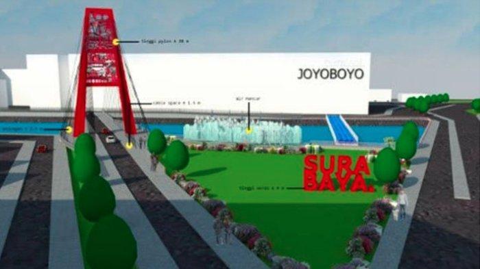 Jembatan Joyoboyo Baru akan Dibangun Oktober Ini, Pedagang Seragam Aparat Dapat Kompensasi