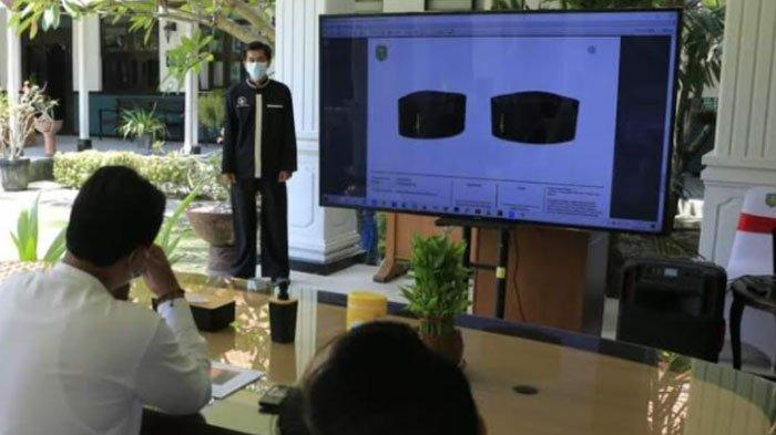 Pemkot Madiun Bikin Seragam Pendekar untuk Pegawai