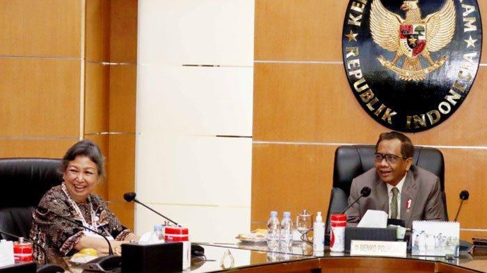Temui Mahfud MD, NasDem Usulkan Syaikhona Kholil Sandang Gelar Pahlawan Nasional