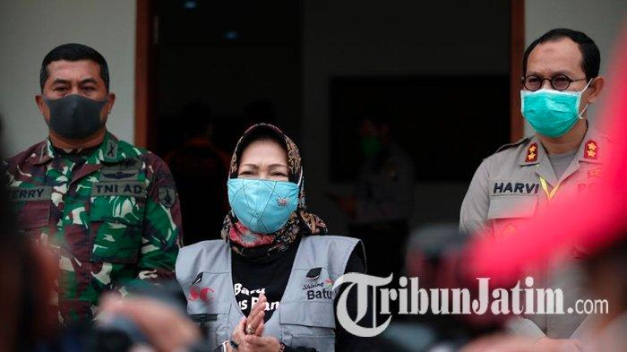 Wali Kota Batu Minta Jalan Dewi Sartika Ditutup untuk Pasar Pagi, Upaya Tertib Physical Distancing