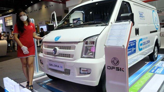 DFSK Gelora E, Minibus Bertenaga Listrik yang Cocok Buat Usaha Travel hingga Angkutan Umum
