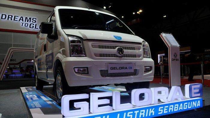 Melaju ke Era Baru Kendaraan Listrik, DFSK Hadirkan Kendaraan Efisien Melalui DFSK Gelora E