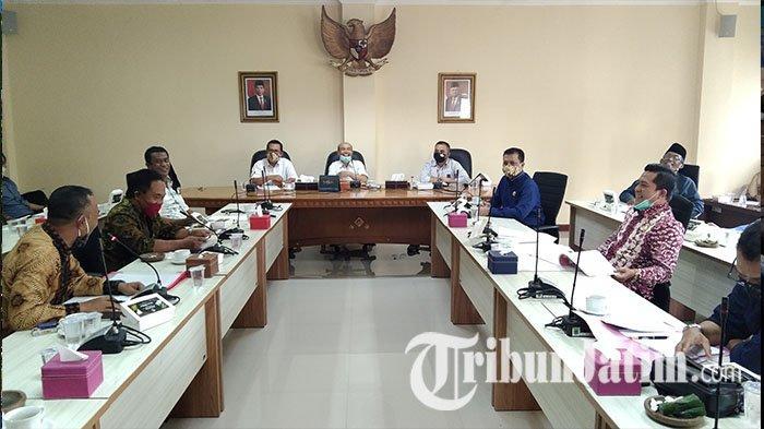 Tujuh Bulan Terlewati, DPRD Kota Batu Baru Selesaikan 8 Raperda