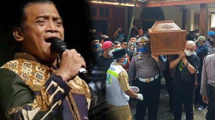 Kepedulian Didi Kempot Diungkap Ketua RT, Ikut Bantu Dengar Pembagian Sembako di Wilayahnya Kurang