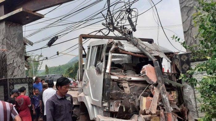 Hasil Labfor Kecelakaan Maut di Pasuruan Tewaskan 7 Orang, Ungkap Beberapa Kelalaian Sopir Truk