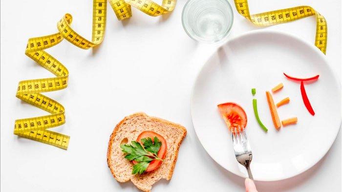 Cara Diet Sehat Selama Ramadan, Agar Tak Merasa Puasa Kok Gendut, Ini Tips Kondisi Badan Tetap Ideal