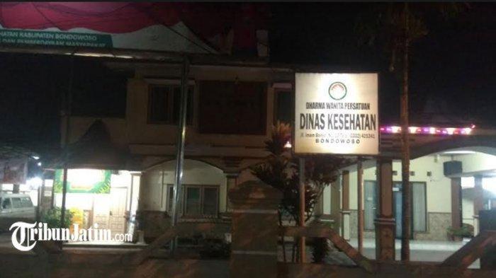 Dinkes Bondowoso Lockdown, Sterilisasi Ruangan Usai 6 Orang Staf Dinyatakan Positif Covid-19