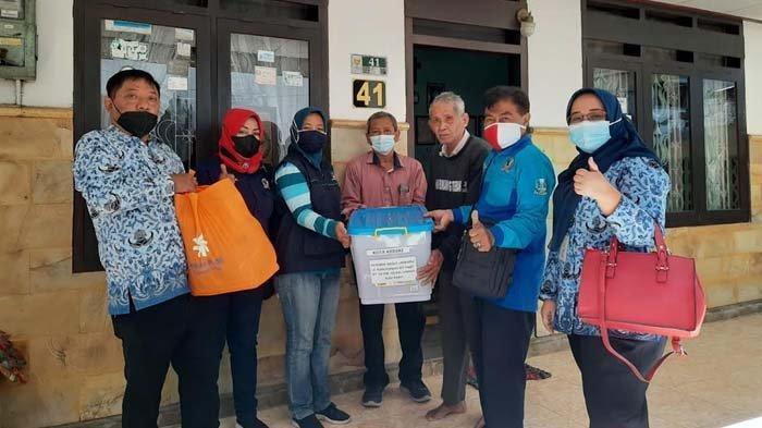 HUT RI ke-76, Pemerintah Kota Kediri Berikan Tali Asih kepada Para Pejuang Perintis Kemerdekaan