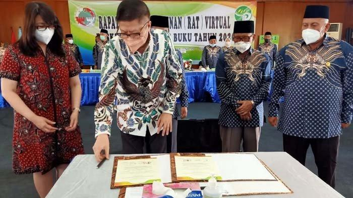 Bank Maspion Gandeng Puskud Jatim dan KUD Padangan Bojonegoro untuk Kembangkan Pasar Komunitas