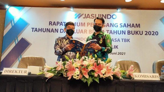 Pendapatan di 2020 Turun Akibat Pandemi, Jasuindo Prediksi Pendapatan di 2021 Capai Rp 1,3 Triliun