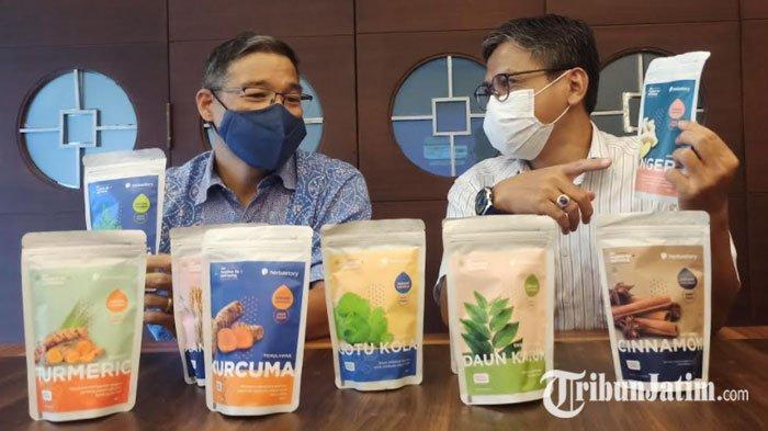 Herbacore Konsentrasi Garap Pasar Obat Tradisional
