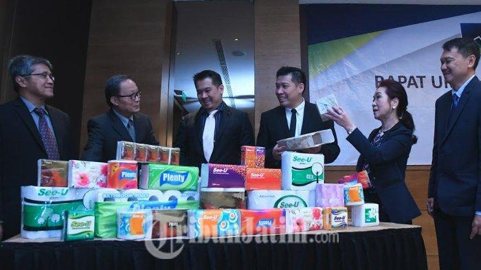Pasar Horeka Tumbuh Tinggi, PT Suparma Tbk Tambah Mesin Produksi Kertas Hand Towel dan LWK